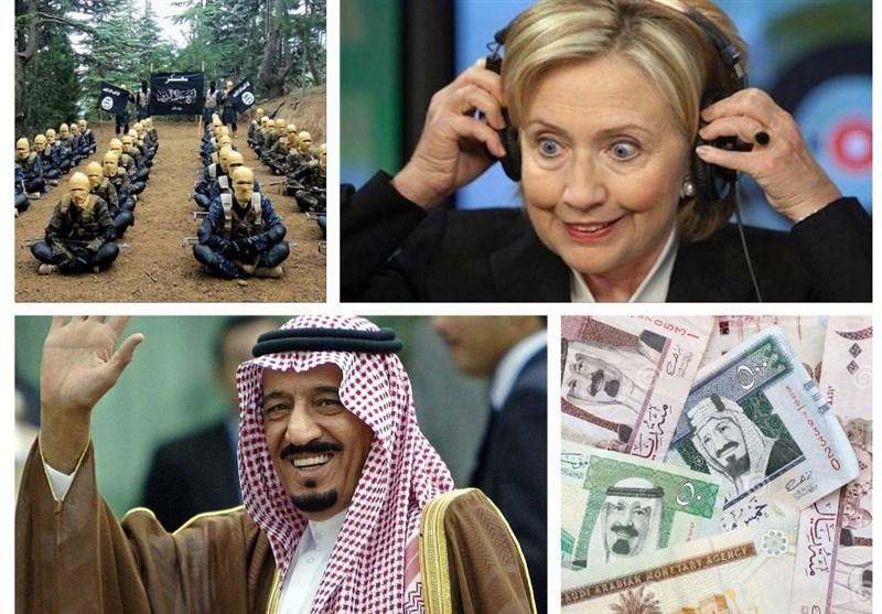حمایت مالی سعودی از «کلینتون» و پیوند پنهانی آمریکا-عربستان در ناامنی افغانستان