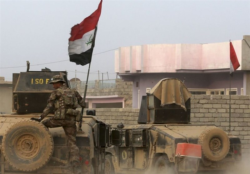 Iraqi Forces Capture Al-Hurriya Bridge in Mosul, Spokesman Says