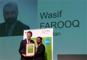 """پاکستانی سائنسدان نے """"گرین ٹیلنٹس"""" ایوارڈ جیت لیا"""