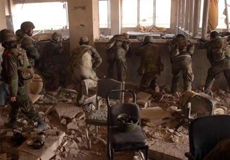 اشتباکات حلب