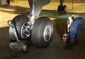 تعویض چرخ هواپیمای ایرباس 320 در یک دقیقه