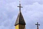کلیسایی 900 ساله در نروژ