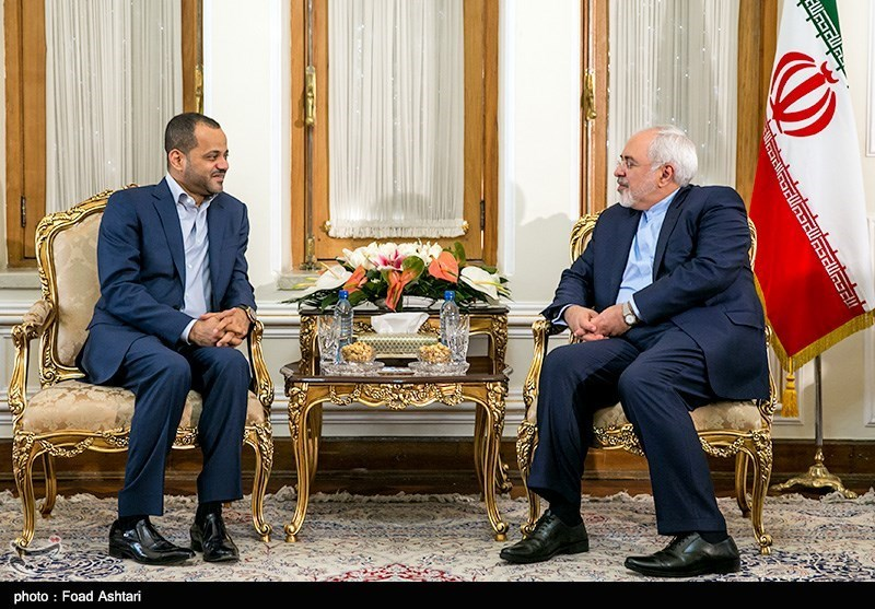 Iranian FM, Omani Diplomat Hold Talks in Tehran