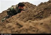 ایرانی عوامی رضاکار فورسز کی جنگل اور ساحل کے دفاع کے لئے جنگی مشقیں