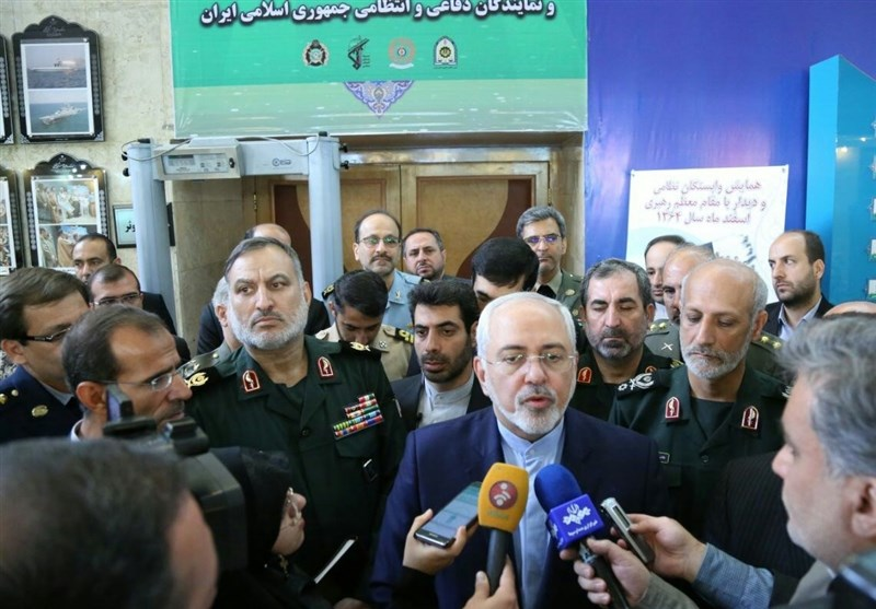 Mogherini Visited Iran for Exchange of Views on Syria, Zarif Says