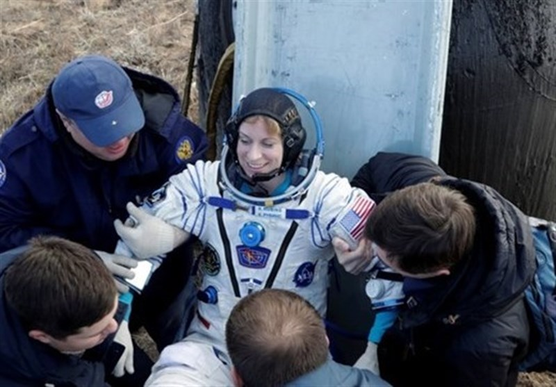 US, Russian, Japanese Astronauts Return from ISS