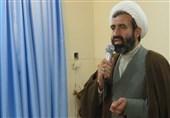 حجت الاسلام و المسلمین علی گندمی نماینده ولی فقیه در سپاه الغدیر استان یزد