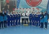 Sanandaj Seizes First Win at Asian Women's Club League Handball