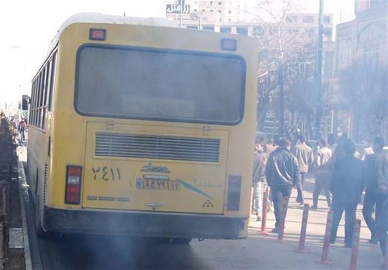 قیمت 98 میلیون تومانی هر فیلتر جاذب دوده اتوبوس!
