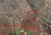 حلب روستای منیان غرب