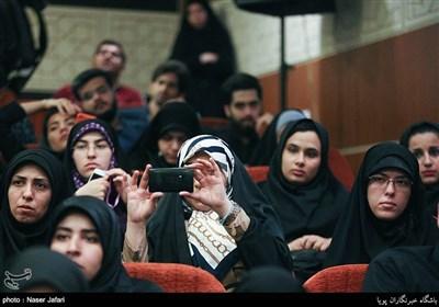 نشست صداقت و اسلام آمریکایی در دانشگاه علامه طباطبایی