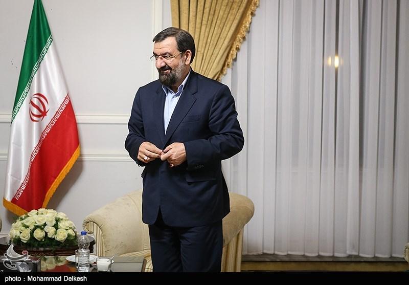 دیدار محسن رضایی با هیات اعزامی اتحادیه میهنی کردستان