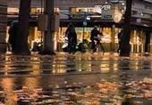 یک روز بارانی در شهر زوریخ