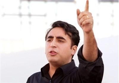 بلاول بوتو: برگزاری انتخابات پایان عمر سیاسی حزب نواز و تحریک انصاف خواهد بود
