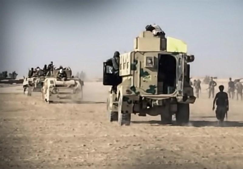 نینوا-رقہ ہائی وے عراقی فورسز کے کنٹرول میں