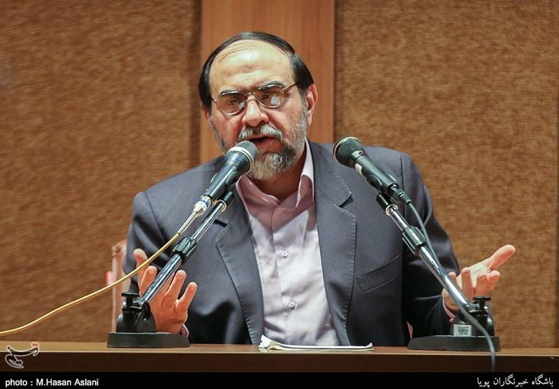 سخنرانی رحیم پور ازغدی در دانشکده الهیات