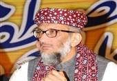 کشمیر پر حکومت نے مجرمانہ خاموشی اختیار کی ہوئی ہے، صاحبزادہ ابوالخیر زبیر
