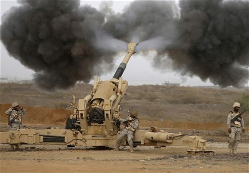 Yemeni Army Shells Saudi-Backed Positions in Najran, Jizan