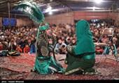 تعزیه طفلام مسلم در قزوین