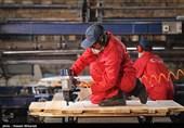 کارگاه تولید قرقره چوبی در قزوین