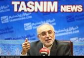 حضور رئیس رئیس سازمان انرژی اتمی در خبرگزاری تسنیم