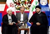 السید عمار الحکیم: لا نسمح لای مقاتل اجنبی یقاتل على أرض العراق