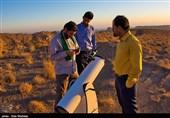 تیم رصد هلال ماه شوال درتپه نورالشهدا قزوین مستقر میشوند
