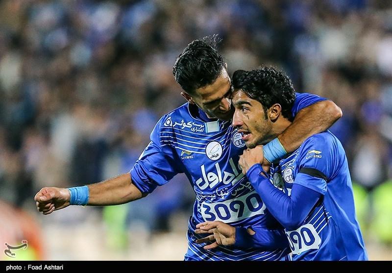 Esteghlal Defeats Mes Kerman in Iran's Hazfi Cup