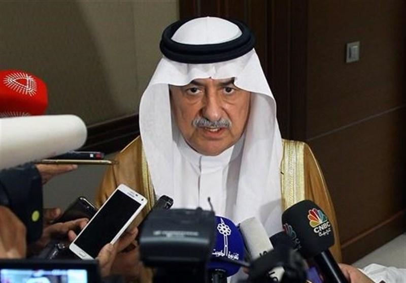 وزیر سعودی