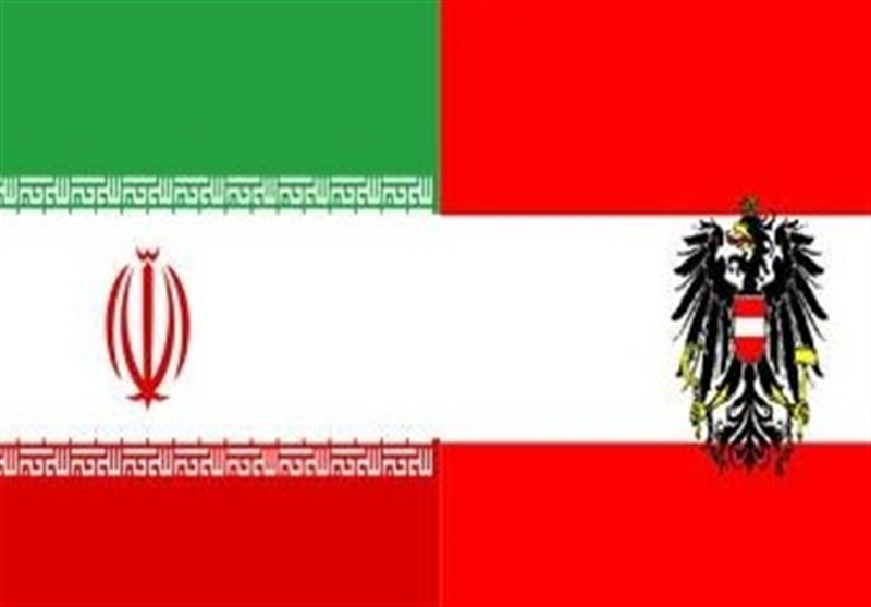 پرچم اتریش ایران