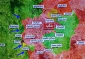 حلب نقشه میدانی