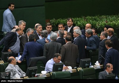 Iranian President's Nominees Win Parliament's Vote of Confidence