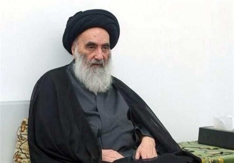 پیام تسلیت آیت الله سیستانی به مناسبت درگذشت طالبانی