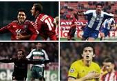 گلزنان ایرانی در لیگ قهرمانان اروپا