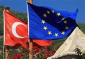 ترکیه اتحادیه اروپا