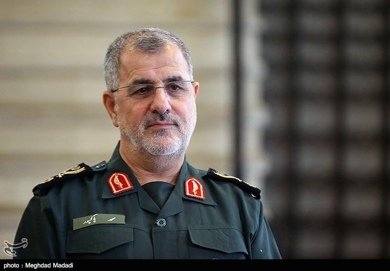 General Pakpur: Direniş Güçleri İranlı Danışmanlarla IŞİD'i Yok Edecek