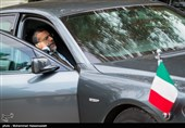 رونمایی از پلاک ملی خودروهای سیاسی
