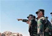 افسر میدانی ارتش سوریه