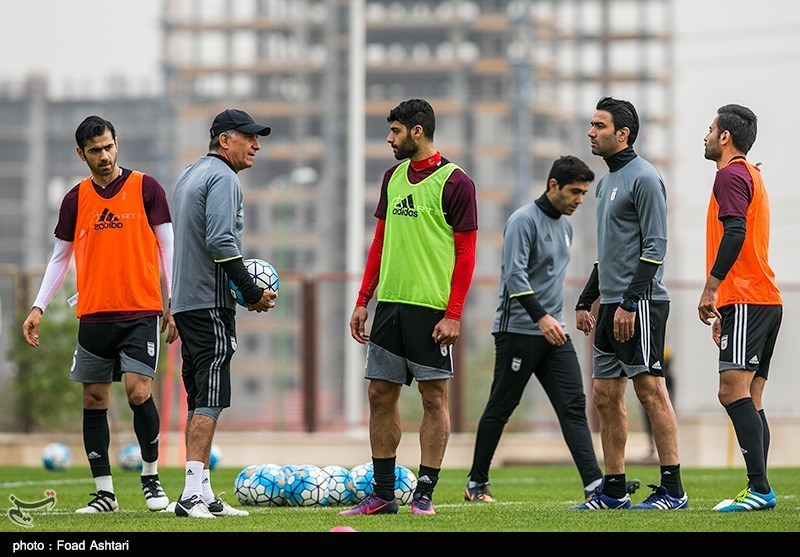 Carlos Queiroz Names Iran Squad for Syria World Cup Player