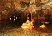 علیصدر؛ ایران کے شہر ہمدان میں دنیا کا عجیب ترین غار/ تصویری رپورٹ