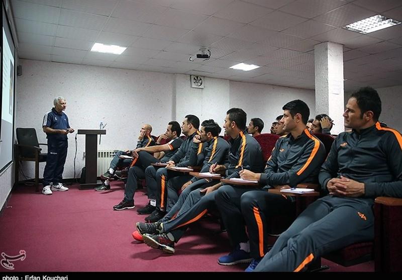 برگزاری دوره دانشافزایی آنلاین برای مربیان فوتبال