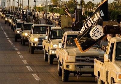 جولان داعش با تویوتا