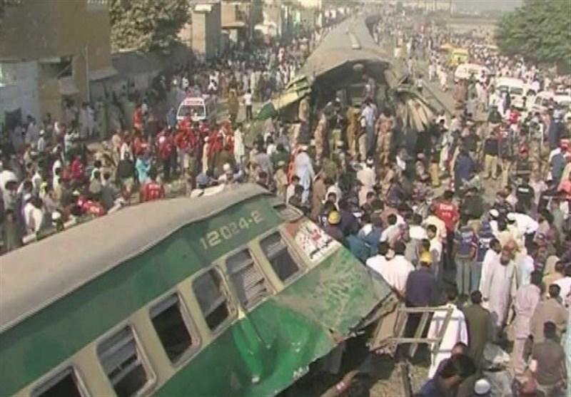 کراچی ٹرین حادثہ 4