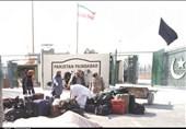 38 پاکستانی به جرم ورود غیرقانونی به خاک ایران دستگیر شدند