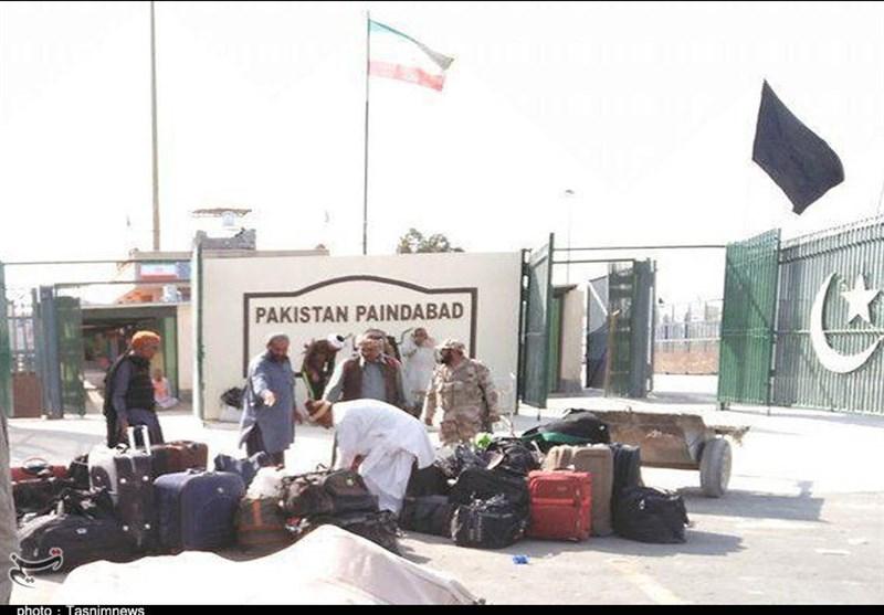 اربعین حسینی منانے جوق در جوق قافلے/ امیگریشن پوسٹ میں اسٹاف کی شدید کمی