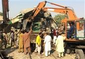 20 Injured as Peshawar-Bound Train Derails near Attock