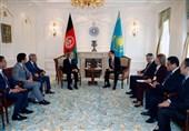 عبدالله و نخست وزیر قزاقستان
