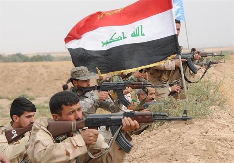ارتش عراق حشدالشعبی