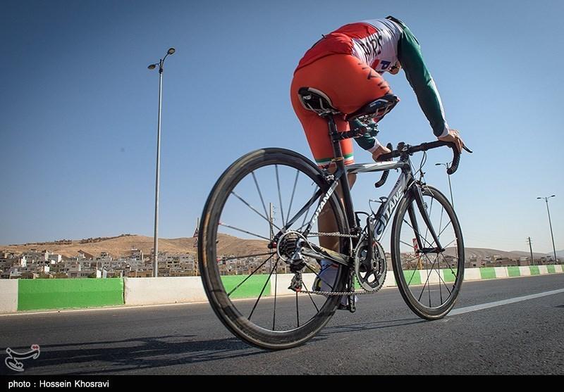 فارس قهرمان مسابقات دوچرخهسواری معلولان کشور شد