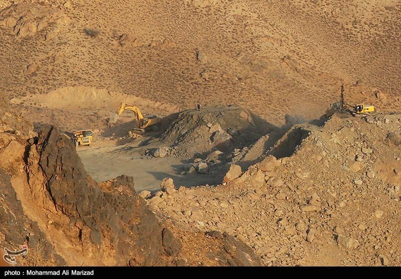 کمتر از 7 درصد سنگ آهن ایران صادر شده است